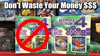 DON'T BUY THIS! Opening New Pokemon Card Value Box from Target