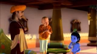 Little Krishna - The Darling Of Vrindavan Full in English (English Version)
