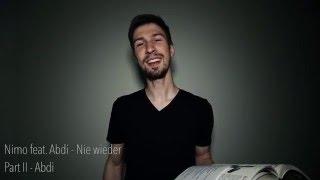 Weskous Poetry #1 - Nimo feat Abdi - Nie Wieder
