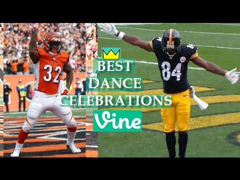 Best Touchdown DANCE CELEBRATIONS of All Time Best Football Vines Compilation