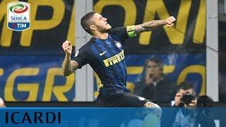 Il gol di Icardi (88') - Inter - Torino - 2-1 - Giornata 10 - Serie A TIM 2016/17