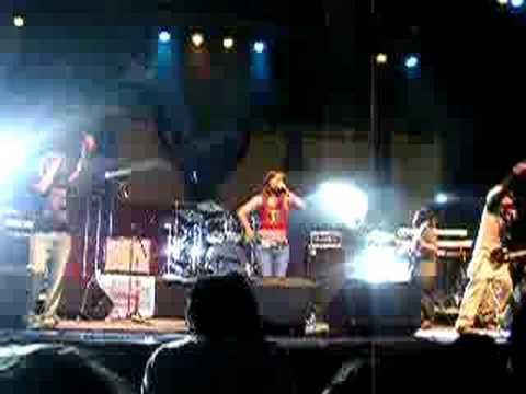 QP8 at International Montreal Reggae Festival 2007