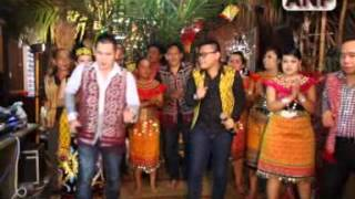 Robin Andrewson & william Mike Twis Ngabang Gawai