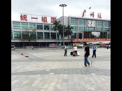 Six injured in knife attack at Guangzhou railway station