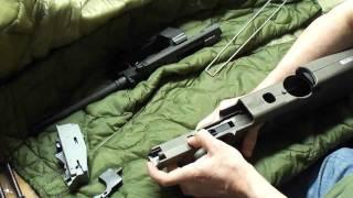 PS90 Trigger, AMP Engineering, install