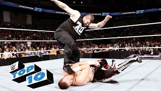 Top 10 SmackDown moments: WWE Top 10, July 7, 2016
