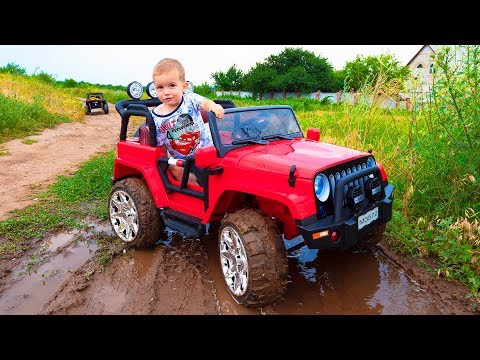 Xxx Mp4 Artur And Adventure Kids Pretend Play Car Toys Video For Kids Children By MelliArt 3gp Sex