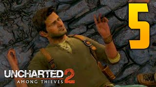 Uncharted 2: Among Thieves Walkthrough - Part 5