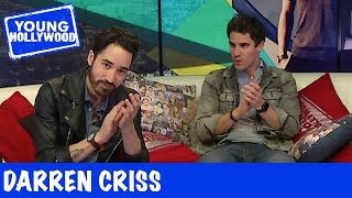 Why Darren Criss Loves Singing New Music With Lea Michelle!