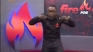 Fire 4 Fire on Adom TV (25-9-17)