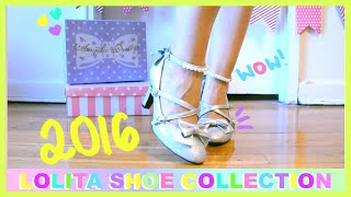 LOLITA SHOE COLLECTION 2016 | Style