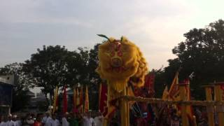 Gong Cy Fa Cai | Chinese New Year  2016 | Cambodia in  Phnom Penh