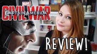 CAPTAIN AMERICA CIVIL WAR SPOILER REVIEW