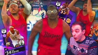 NBA 2K17 My Team ALL TIME SCORING LEADERS! 25 DAYS OF MT!