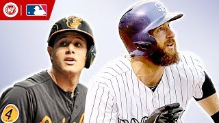 Top Baseball FAILS of August 2017   MLB Bloopers