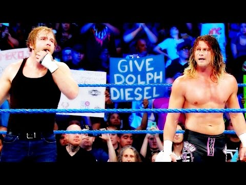 WWE Smackdown Live 9/8/16 Highlights - August 9, 2016