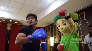 Chhota Bheem - Dholu Vs Mr. Little #RIO2016 Qualifying Match GAG