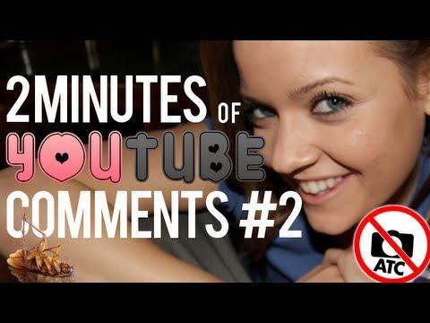 Xxx Mp4 2 MINUTES OF YOUTUBE COMMENTS 2 XXX Hot Teen Bricolage E Scarafaggi 3gp Sex