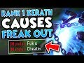 #1 XERATH WORLD CAUSES ENTIRE TEAM TO FREAK (SCRIPT ACCUSED AGAIN!) - League of legends