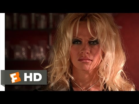 Barb Wire 6 10 Movie CLIP Trashing the Bar 1996 HD