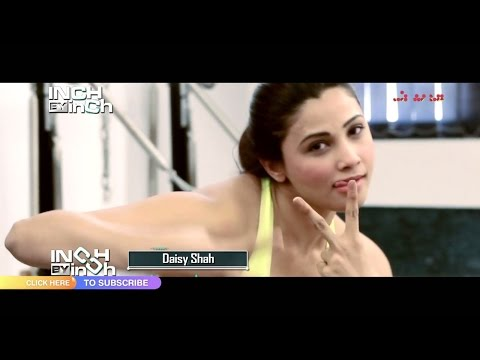 Daisy Shah's Workout | Inch By Inch | MTunes HD