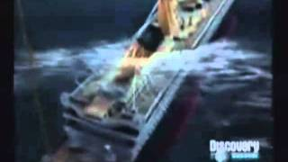 El  verdadero  hundimiento  de  titanic
