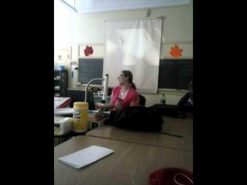 Best teacher rapping in class baby got back