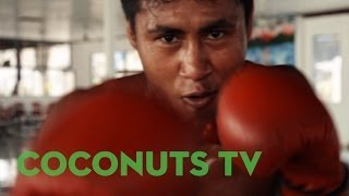 Thailand Prison Fight: Inmates vs. Foreigners | Coconuts TV Exclusive