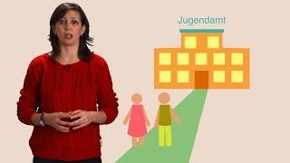 Jugendamt – دائرة رعاية الأطفال والقاصرين