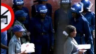 Zimbabwe Police Band   Track 7