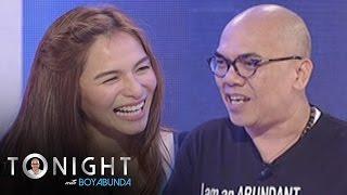 TWBA: Fast Talk with Jennylyn Mercado
