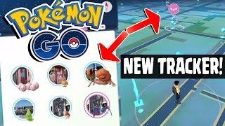 Pokemon GO UPDATE! | NEW TRACKING SYSTEM GAMEPLAY & How New Tracking System Works in Pokemon GO