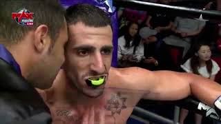 Paolucci 7MT vs Khangthong - Max Muay Thai Fighter