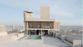 Le Corbusier Unite d'habitation de Marseille