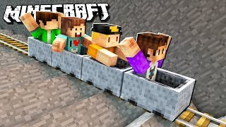 MINECRAFT ROLLER COASTER OF DOOM!