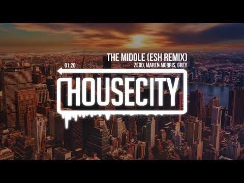 Zedd, Maren Morris, Grey - The Middle (ESH Remix)