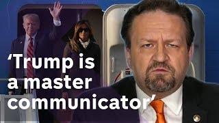 Former Trump adviser Sebastian Gorka lauds the President