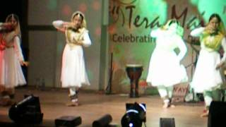 Thumri- Kahe roko!! - Kathak Performance