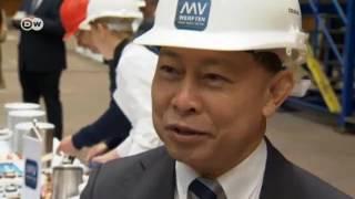 مستثمر آسيوي يرغب بانقاذ أحواض بناء السفن ا