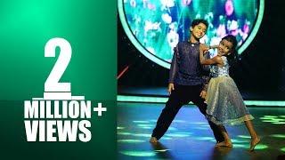 D4 Junior Vs Senior l Blasting performance of Vaiga & Abhinav I Mazhavil Manorama