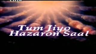 Maana hai yeh duniya haseen - Alka Yagnik,Abhijeet - rare & exclusive - Turn jiyo hazaron saal(2002)