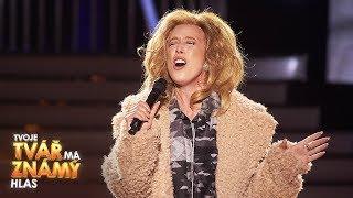Aneta Krejčíková jako Adele
