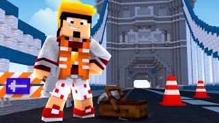 Minecraft: MAIOR PONTE CONSTRUIDA - BREAKMEN Ep. 24 ‹ AMENIC ›