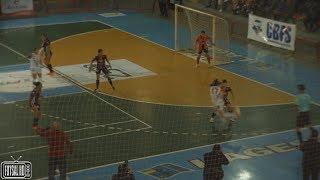 Jéssica Getulio faz gol de placa na semifinal da Copa do Brasil de Futsal Feminino