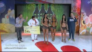 Concurso Mulher Selvagem Pânico na TV! 27/11/11 - Carol Bolsoni; Dayse Bruciere; Laura Rocha!