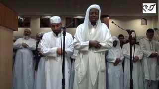 Live Tarawih Prayer 2013 - East London Mosque - Ramadan 1434 -  Juzz Amma with Dua Khatam Al Quran