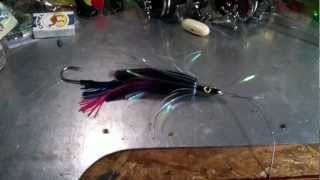 HowTo Rig ILand Trolling Lure For Wahoo & Other Big Game ...