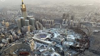 Makkah's Masjid al-Haram Expansion Project - World's Largest Religious Structure! المسجد الحرام‎‎