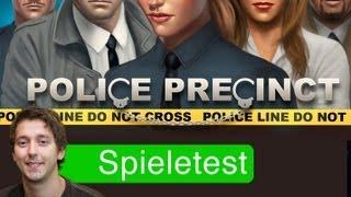 Police Precinct (Spiel) / Anleitung & Rezension / SpieLama