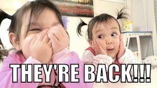 MOMMY AND DADDY ARE BACK!!! - January 09, 2016 -  ItsJudysLife Vlogs